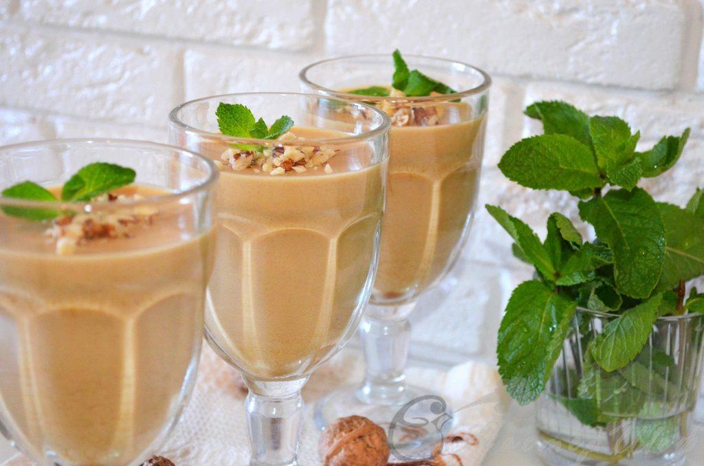 Десерт крем - мокко