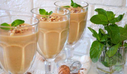Десерт крем – мокко