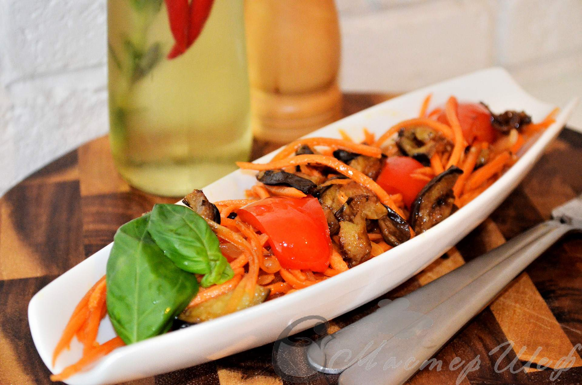 Салат из баклажанов 12 самых классных рецептов