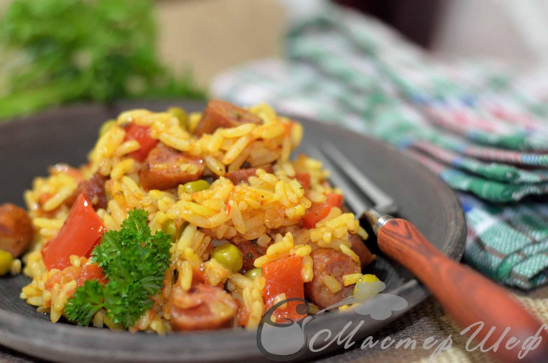 Бигус с рисом - рецепт с фото, как приготовить из свежей капусты с мясом 66