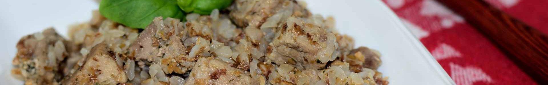 Гречка в горшочке с мясом