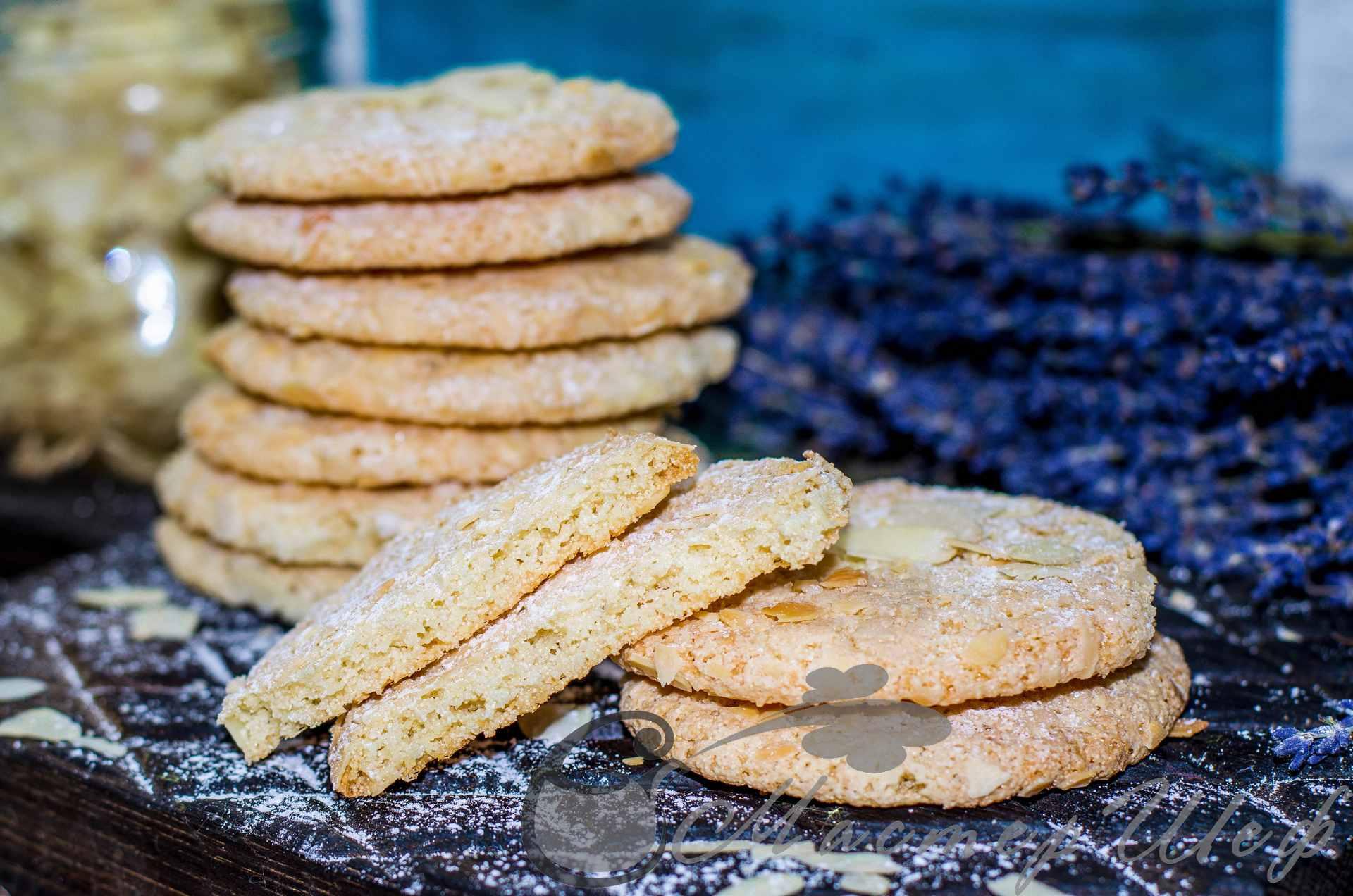 хрустящее сладкое печенье пошаговый рецепт