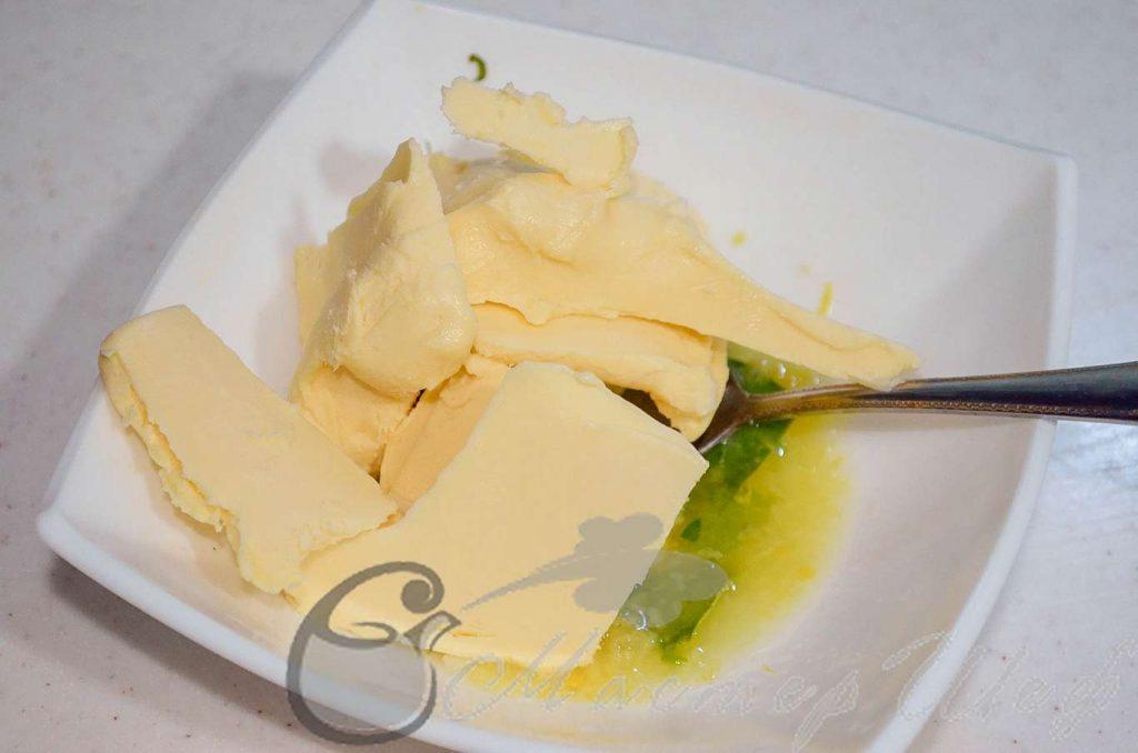 Рецепт семга с хрустящей корочкой и лимонным маслом