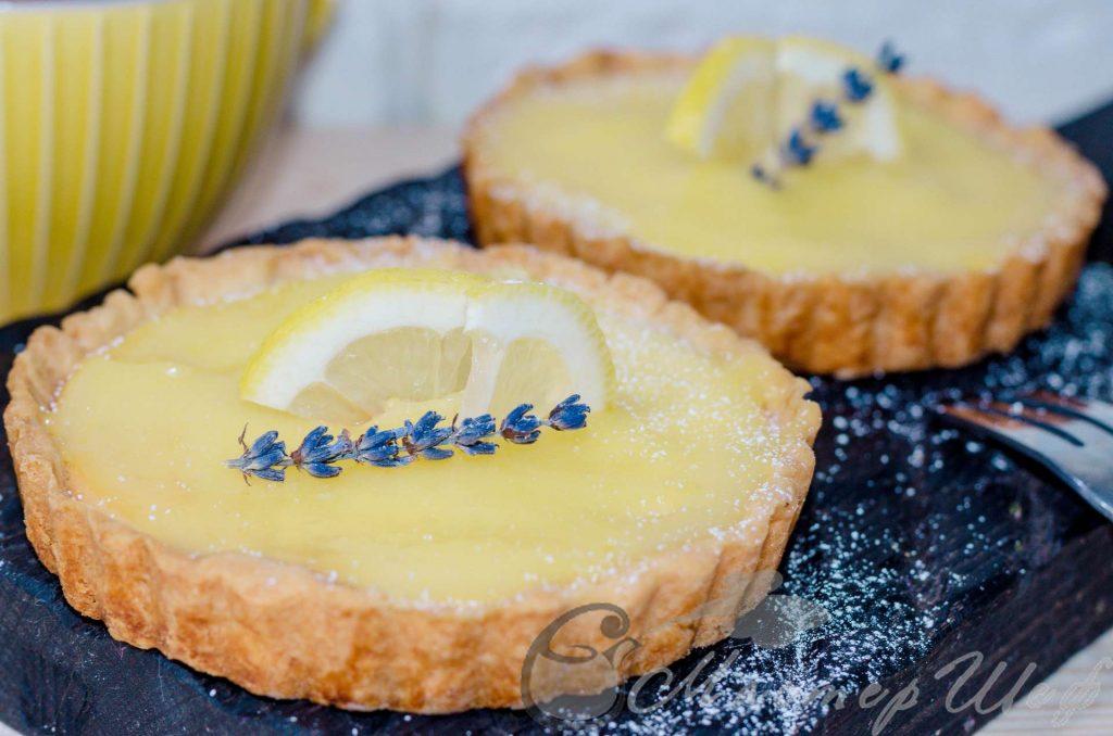 Лимонные мини-чизкейки - рецепты