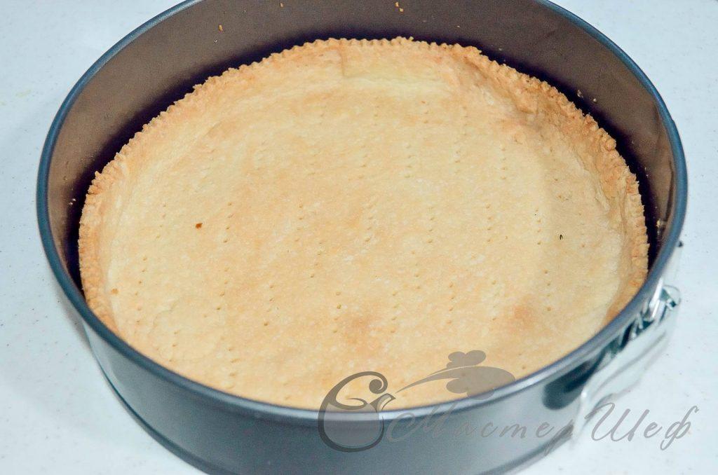 ШАГ 8б - Сливочно-банановый пирог - рецепт