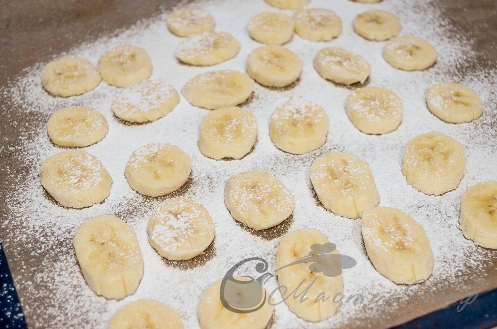 ШАГ 9а - Сливочно-банановый пирог - рецепт