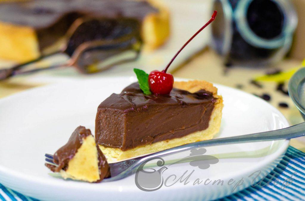 Шоколадный пирог - рецепт