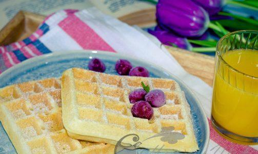 Венские вафли — идеальный рецепт