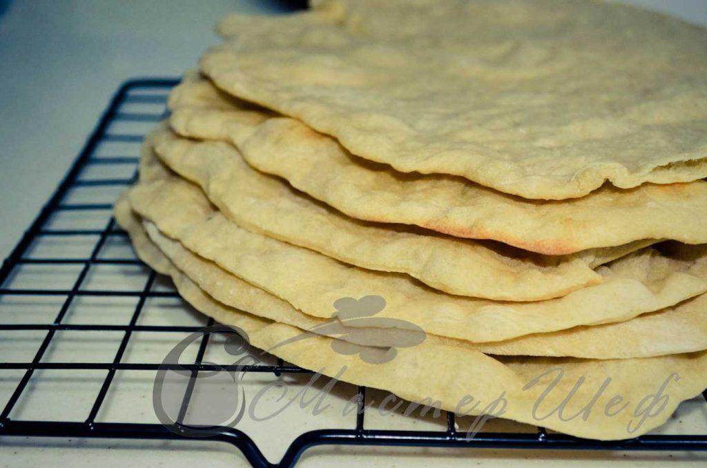 ШАГ 9 - Как сделать пиццу с тонким хрустящим тестом