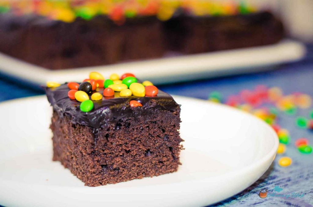 Превосходный шоколадный пирог - рецепт с фото