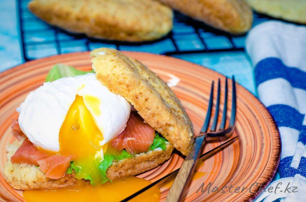Булочки для завтрака -рецепт с фото