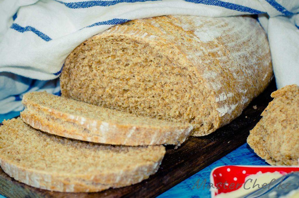Отрубной хлеб - рецепт с фото