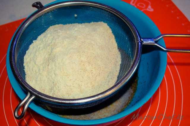 ШАГ 3 - Отрубной хлеб