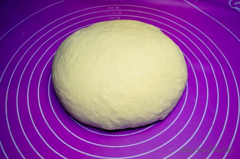Тесто для пирожков в духовке - ШАГ 3.1