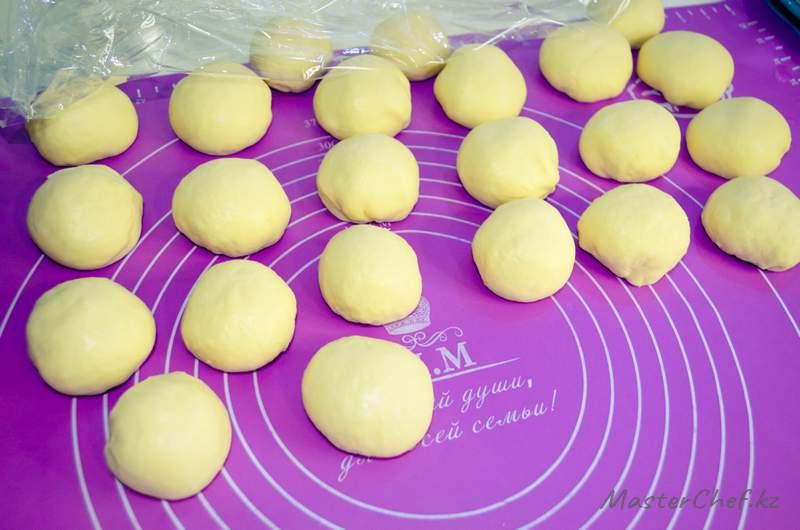 Пирожки в духовке - ШАГ 4