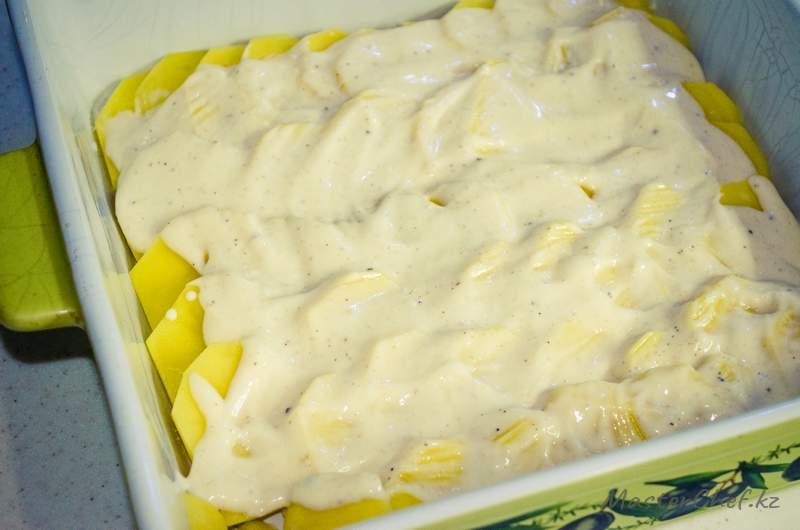 ШАГ 5 - Картофельная запеканка
